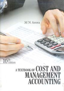 Picture of A Text Book Of Cost And Management Accounting
