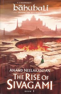 Picture of The Rise Of Sivagami Book Vol -1(Bahubali)
