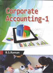 Picture of Corporate Accounting -1 For B.Com 3rd Sem Mysore V.V As Per CBCS