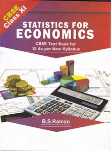 Picture of Statistics For Economics NCERT As Per New Syllabus For Class XI