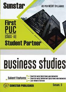 Sunstar 1st PUC Business Studies Guide (E M)