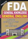 Picture of FDA General Knowledge General English Previous Question Papers with Key Answers