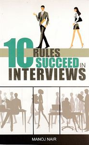 Picture of 10 Rules Succeed  In Interviews