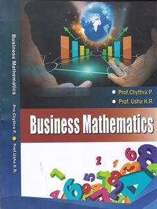 Picture of Business Matematics For B.Com/BBM Course For Dav & Kuvempu V.V