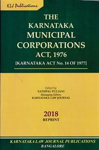 Picture of The Karnataka Municipal Corporations Act 1976