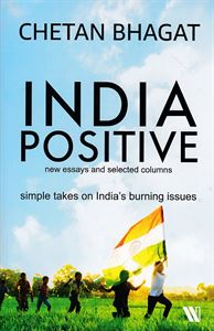 Picture of Chetan Bhagat India Positive