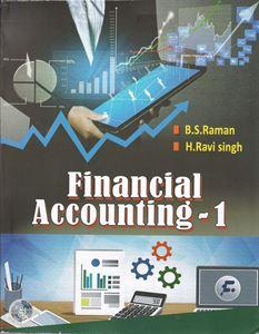 Picture of Financial Accounting -1 For B.Com 1st Sem Mysore V.V As Per CBCS