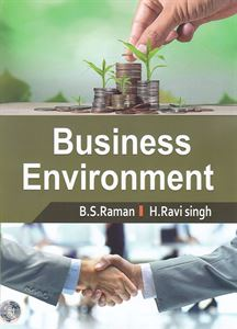 Picture of Business Environment For BBA 1st Sem CBCS As Per Mys V.V