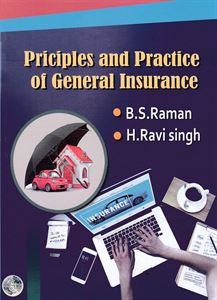 Picture of Principles And Practice Of General Insurance For B.com 3rd Sem CBCS As Per Mys V.V