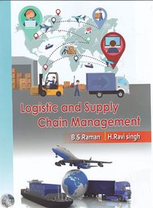 Picture of Logistic And Supply Chain Management For 3rd Sem B.Com CBCS As Per Mys V.V