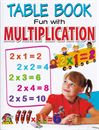 Picture of Table Book Fun With Multiplication