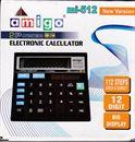 Picture of Amigo Mi-512 Electronic Calculator